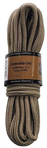 Preisvergleich Produktbild Seil, coyote, 9 mm, 15 Meter
