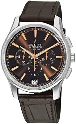 Zenith 03.2110.400/75.C498 - Reloj