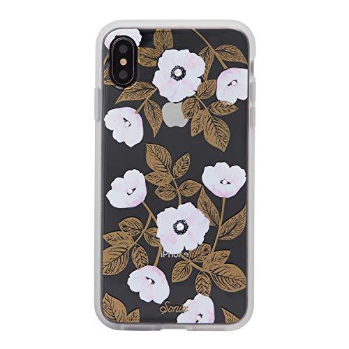 Sonix Schutzhülle für Apple iPhone transparent, iPhone XS Max, Floral Rhinestone - Harper Floral Dip
