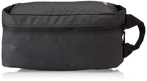 Nike 2018 sacchetto per calzature, 45 cm, nero (negro/negro)