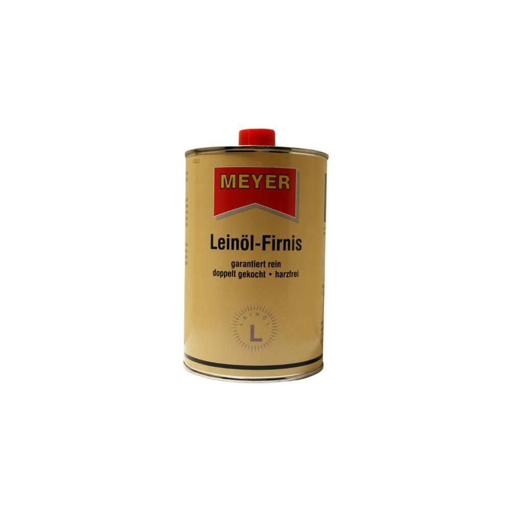 Meyer Leinl Firnis 1 Liter