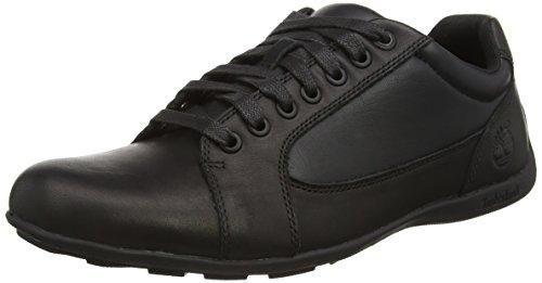 Timberland Low Profile Plain Toe Oxford, Chaussures à Lacets Homme Noir (Black)