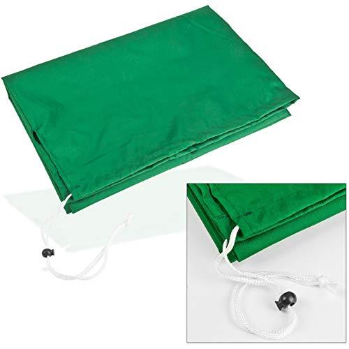 TronicXL 5 Stück Premium Hülle Abdeckung Schutzhülle für Ampelschirm Gartenschirm