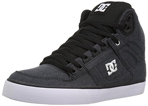 dc-young-mens-spartan-high-wc-tx-se-hi-top-shoes-uk-8-uk-black-dark-used