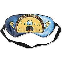 Cartoon Smile Mexico Fried Corn Cake 99% Eyeshade Blinders Sleeping Eye Patch Eye Mask Blindfold For Travel Insomnia... preisvergleich bei billige-tabletten.eu