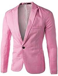 522976f2ca96b BoBoLily 8 Colores Chaquetas De Traje Esailq Encanto De Los Hombres De Moda  De Los Hombres
