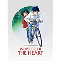 Whisper Of The Heart Steelbook