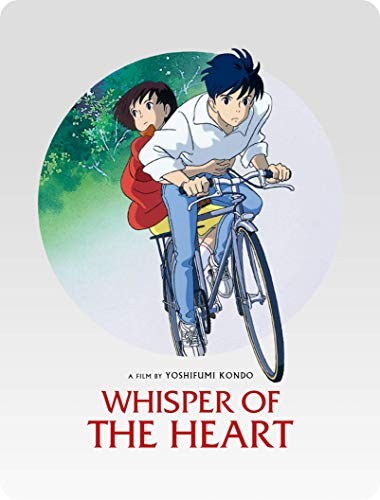 Whisper Of The Heart Steelbook [Blu-ray] [2018]