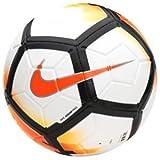 Nike Strike Fußball, White/Total Orange/Black, 5