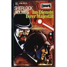 MC Erstauflage Sherlock Holmes Folge Nr.3 / Im Dienste ihrer Majestät