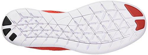 Nike Free, Scarpe da Corsa Uomo Rosso (Rouge/Noir/Blanc)
