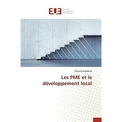 Les pme et le développement local