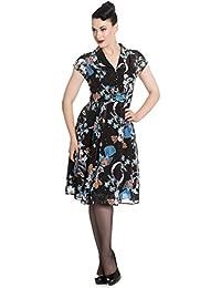 Hell Bunny Kleid STARRY NIGHT DRESS 4622