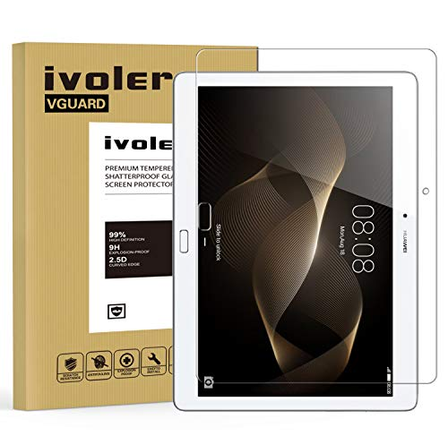 tablet huawei m2 iVoler Pellicola Vetro Temperato per Huawei MediaPad M2 10.0 Pollici