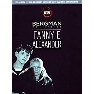 Fanny & Alexander (2 Dvd+E-Book) by Pernilla Allwin
