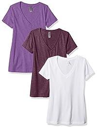 123b7f8462f073 Amazon.co.uk: Pack of 3 - T-Shirts / Tops, T-Shirts & Blouses: Clothing