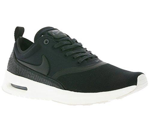 pretty nice 82e7a d1d91 Nike Air Max Thea Ultra Prm, Chaussures De Course À Pied Pour Femme Noir (