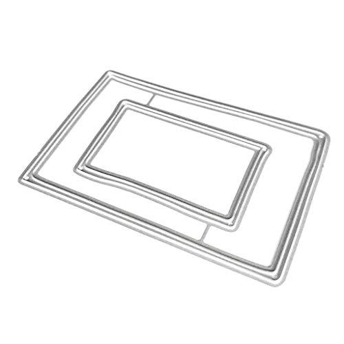 follwer0 Stanzformen Home Schablone DIY Scrapbooking Album Stempel Papier Karte Präge Craft Decor
