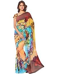Sarees (Raksha Bandhan Special Offers Women's Clothing Saree For Women Latest Design Wear Sarees New Collection...