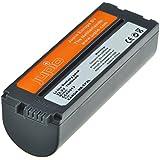 Jupio CCA0013 Batterie pour Canon NB-CP2L Selphy Printer Noir