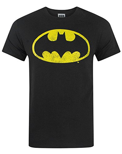 DC Comics Batman Herren T-shirt (Dc T-shirt Graphic)