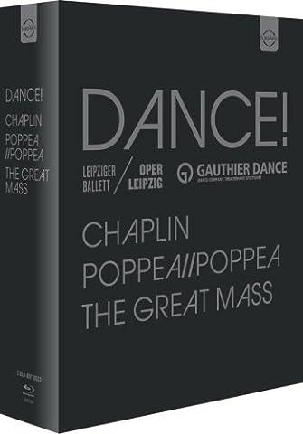 Dance! Box (Leipzig Ballet; Dance Company Theaterhaus Stuttgart) [Blu-ray]