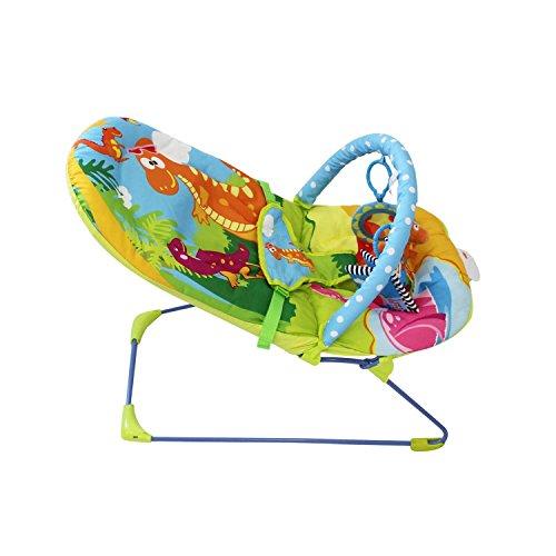 Babyfield Modelo Babylo Dino Hamaca Bebe multicolor - 3