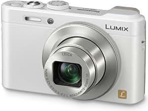 Panasonic Lumix - DMC-LF1 EG-W - Appareil Photo Numerique 12.1 Mpix Zoom Optique 7.1X - blanc