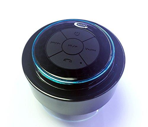 grandey-IPX7-impermeable-a-prueba-de-golpes-inalmbrico-Bluetooth-de-ducha-Altavoz-Estreo-para-ejercicio-al-aire-libre-COMPATIBLES-todos-los-dispositivos-Bluetooth-iPhone-Siri-y-dispositivos-Android