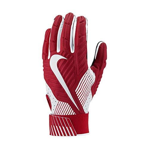 Nike D-Tack 5, Demolition, Lineman Handschuhe rot M