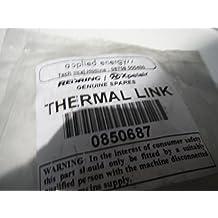 Creda calentador de almacenamiento fusible link 0850687