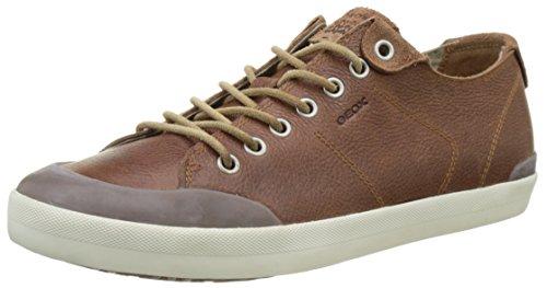 geox-u-smart-e-sneakers-basses-homme-marron-browncottoc6003-42-eu
