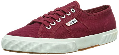 Superga 2750 Cotu Classic, Sneakers Basses mixte adulte Rouge (rot 8)