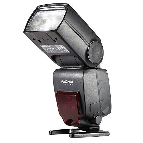 Yongnuo yn660GN662.4G Wireless Übertragung Sender/Empfänger Master Slave Flash Speedlite für Canon Nikon Pentax DSLR Kamera kompatibel