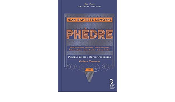 Buy Jean-Baptiste Lemoyne: Phèdre Online at Low Prices in India ...