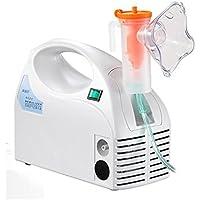 Preisvergleich für LOERO Medizinischer Zerstäuber der Kinder Stummer tragbare Zerstäuber-Atmungsapparat, stiller Maschen-Zerstäuber-Kompressor-Zerstäuber