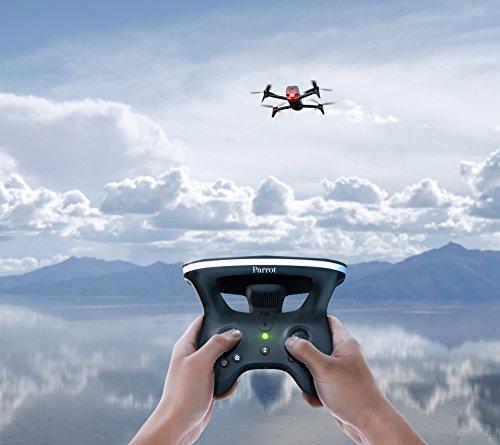 Parrot Bebop 2 FPV Drohne im Set mit Skycontroller und FPV-Brille weiß - 4