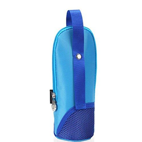 Bottiglia Di Isolamento Del Sacco Facile Da Lavare Ad Asciugatura Rapida,Blue Blue