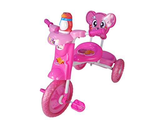 Toyhouse Penguin Tricycle, Pink at amazon