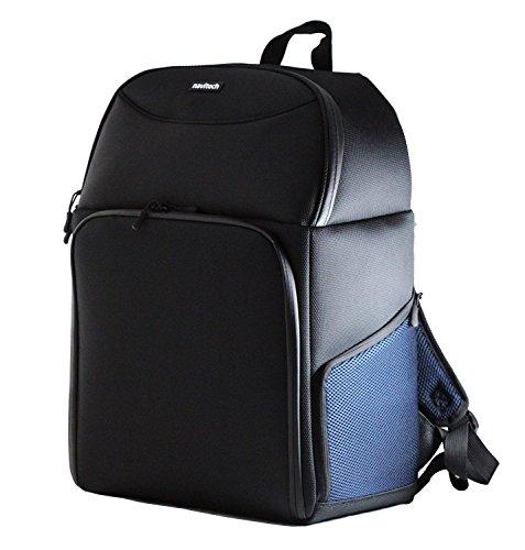 Navitech Tasche für Laptop schwarz schwarz Black- DBPOWER EX5000