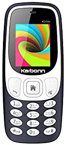 Karbonn K310N (Midnight Blue)