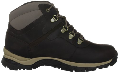 Timberland Multi Sport FTK_EK Granite Gorge WP Mid Hiker Unisex-Kinder Trekking- & Wanderstiefel Braun (Dark Brown)