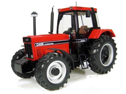 Universal Hobbies Case International 1455 XL 1986 - 2nd Generation Traktor - 1:16