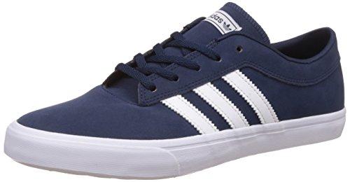 adidas Originals Men's Sellwood Conavy and Ftwwht Skateboarding Shoes - 10 UK/India (44.67 EU)