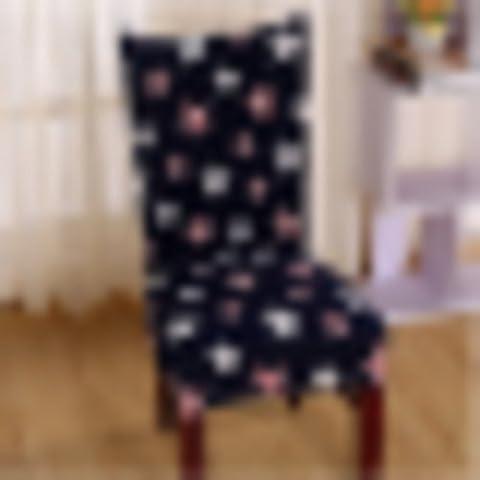 Set simple tejido moderna silla de comedor/ cuerpo de la silla/ los taburetes de la cubierta/ Hotel de detrás de sillas-J