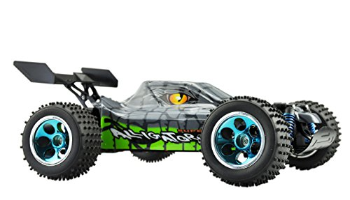 Amewi 22178 - Vehículo - Buggy S de Track V2, M 1: 12/4 WD/RTR/2.4 GHz