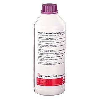 febi bilstein 19400 Frostschutzmittel G12+ für Kühler (lila) 1,5 Liter