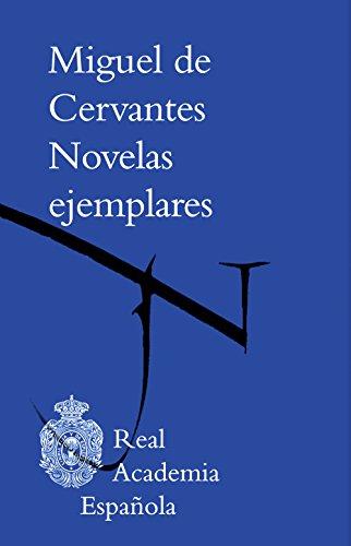 Novelas ejemplares (Mobipocket KF8) por Miguel de Cervantes