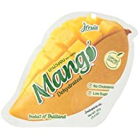 Jfruit Dehydrated mango, mango chips 65g.