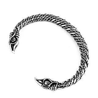 Small Odin's Raven (Huginn & Muninn) Bracelet